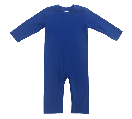 Boy Long Romper