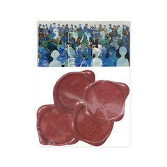 BEARHEAD WAX SEALS (4 PACK)