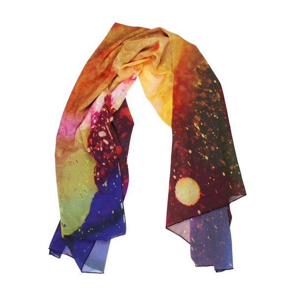 IN RAINBOWS SCARF