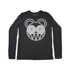 BLACK BEARHEAD LONGSLEEVE