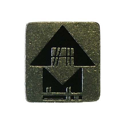 SQUARE BADGE