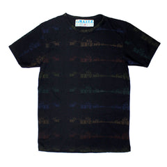 HOUSES BLACK T-SHIRT