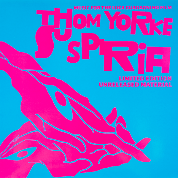 Suspiria Limited Edition vinyl