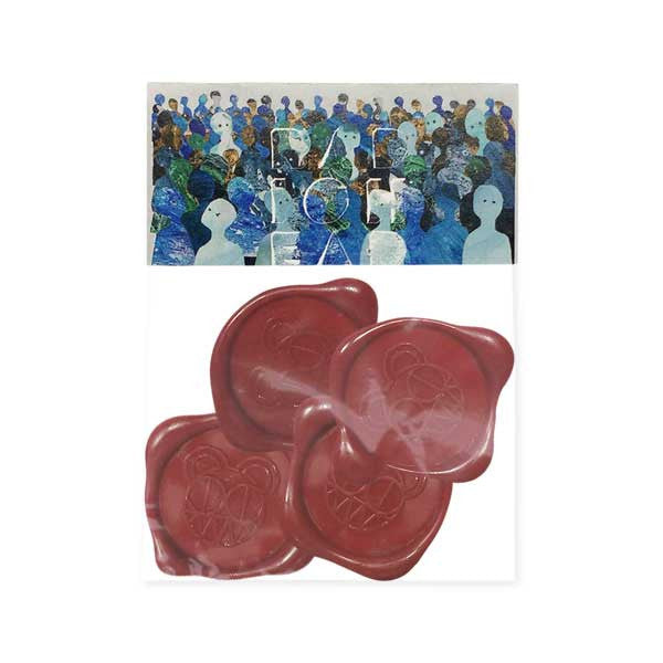 BEARHEAD WAX SEALS (PACK)