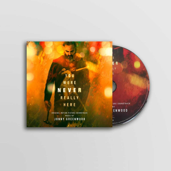 YOU WERE NEVER REALLY HERE SOUNDTRACK CD