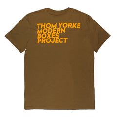 MANHATTAN VORTEX CAMEL T-SHIRT