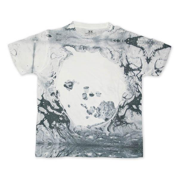 A MOON SHAPED POOL DYE SUB T-SHIRT