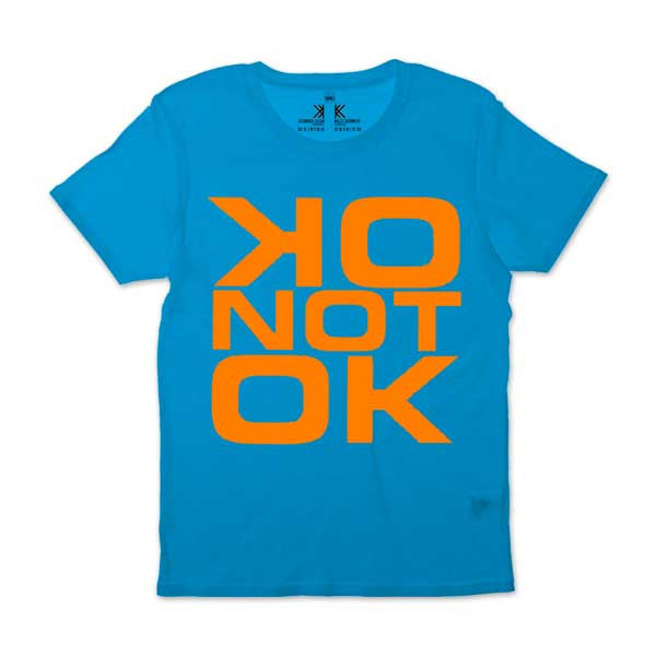 OK NOT OK 2017 AZUR MENS T-SHIRT