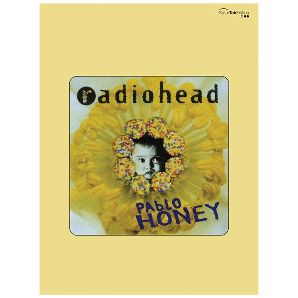 PABLO HONEY SONGBOOK