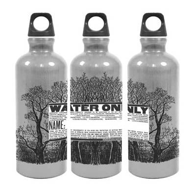 WATER BOTTLE 0.6ltr