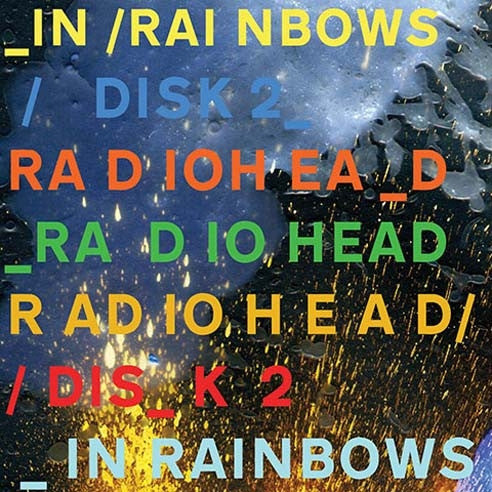 IN RAINBOWS DISK 2 MP3