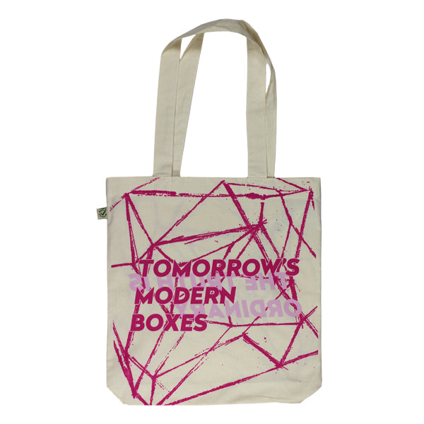 TOMORROWS MODERN BOXES NATURAL TOTE