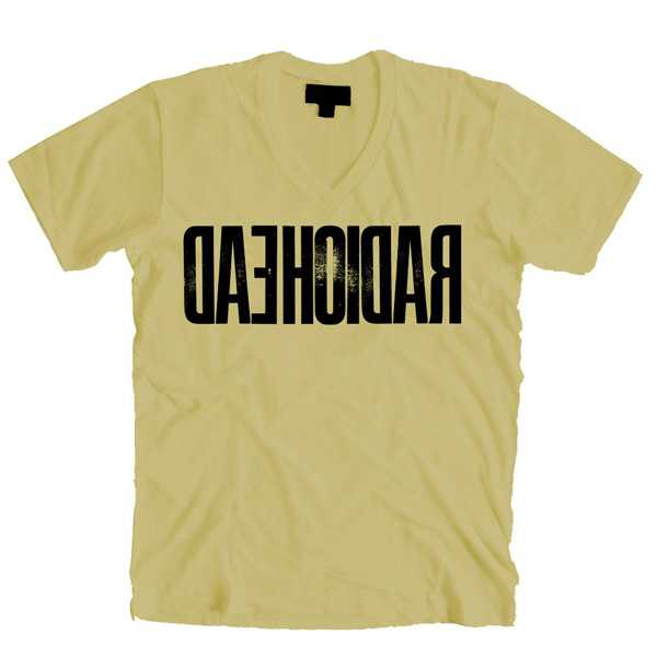 YELLOW DAEHOIDAR VNECK