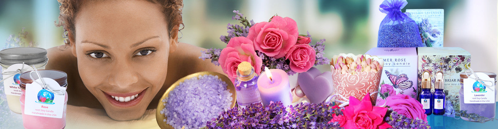 Aromatherapy, Candles & Fragrance