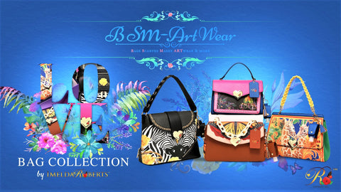 BSM-Art Wear by Imelda Roberts - 2021 Collection for the New Normal