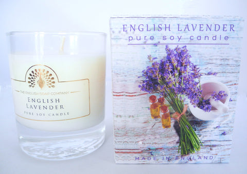 BDL-AR Lavender Soy Candle - Blue Dreams USA Boutique