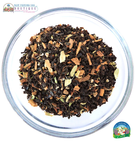 BDT-TEA - Organic Chai Tea - Blue Dreams USA Boutique
