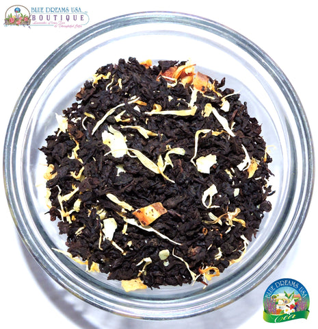 BDT-TEA - Coco Mango Organic Tea (From $4.47/oz) - Blue Dreams USA Boutique
