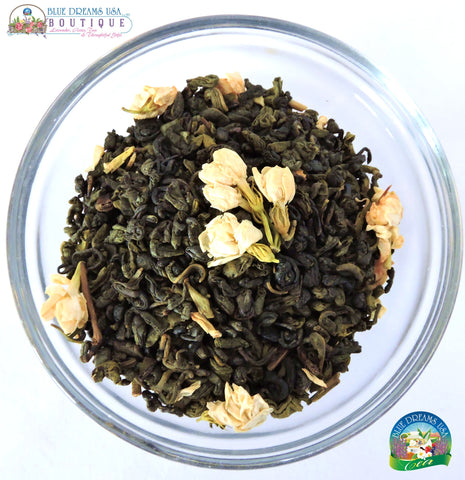BDT-TEA - Organic Jasmine Green Tea - Blue Dreams USA Boutique