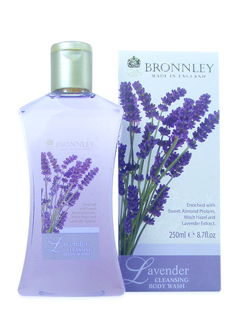 BDL-BB - Lavender Cleansing Body Wash - Blue Dreams USA Boutique