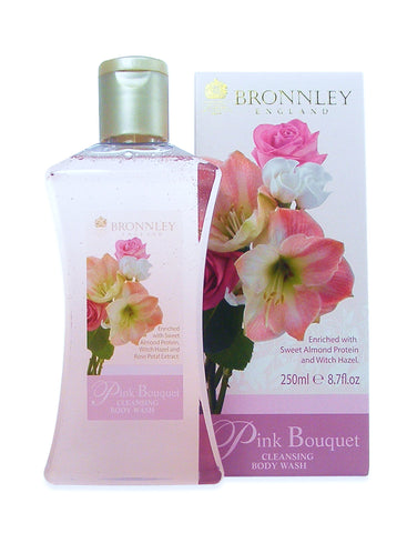 BDR-BB - Pink Bouquet Cleansing Body Wash - Blue Dreams USA Boutique