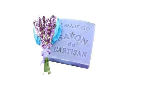 BDL-BB Handmade Natural Soap - 100 Grams Lavender - Blue Dreams USA Boutique
