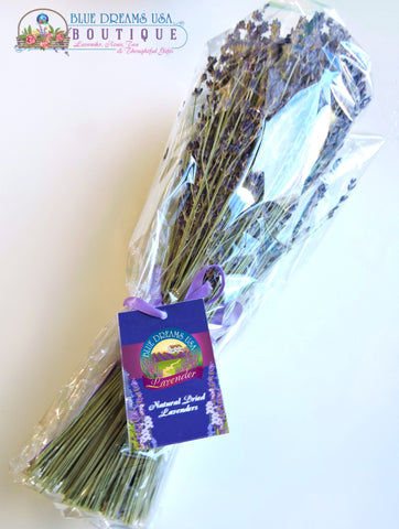 BDL - AG - Dried Lavender Bundle - Blue Dreams USA Boutique
