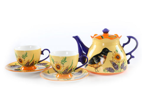 BDT-TTM - Tea Set for Two - Maryland In My Mind - Blue Dreams USA Boutique
