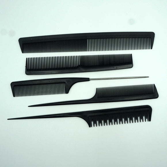 Professional Carbon Comb Set