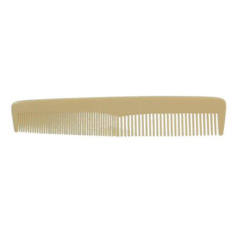 7in Roots Cellulose Acetate Styling Comb - Clearance