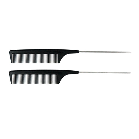 9in Pin Tail Carbon Comb