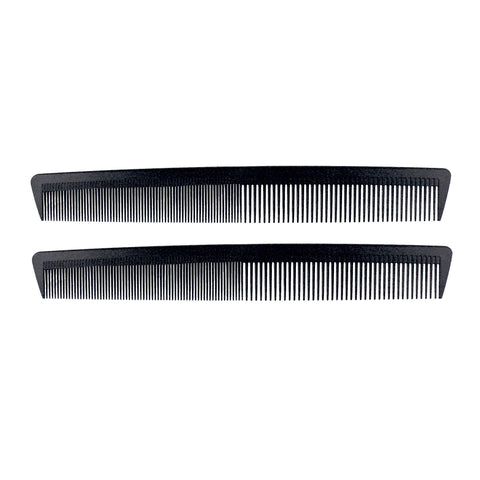 9in Carbon Styling Comb