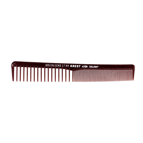 "7"" Volume/Space Fine Tooth Styler Comb"