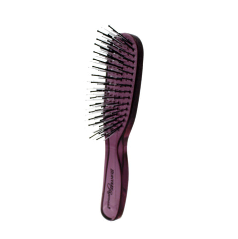 6in Magic Scalp Brush, Raspberry, Hercules Sagemann