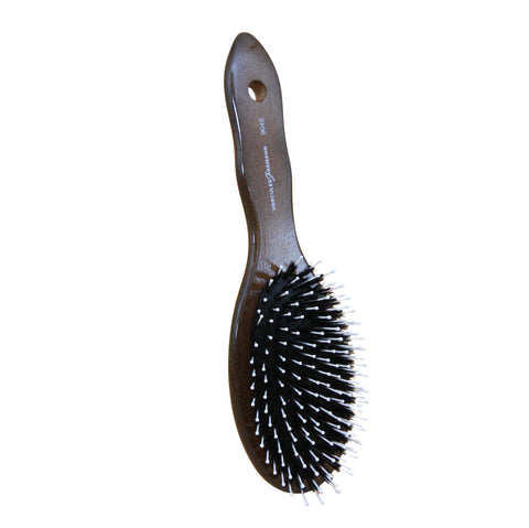 9in Oval Grooming Brush, Hercules Sagemann 9045