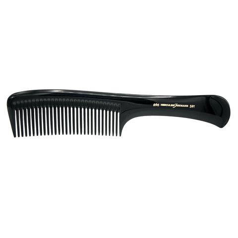 9in Handle Comb, Hercules Sagemann 696W-591W