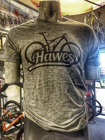 Hawes Trail Heather Gray T-shirt