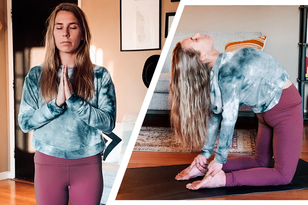 6 Yoga Poses for Self-Love