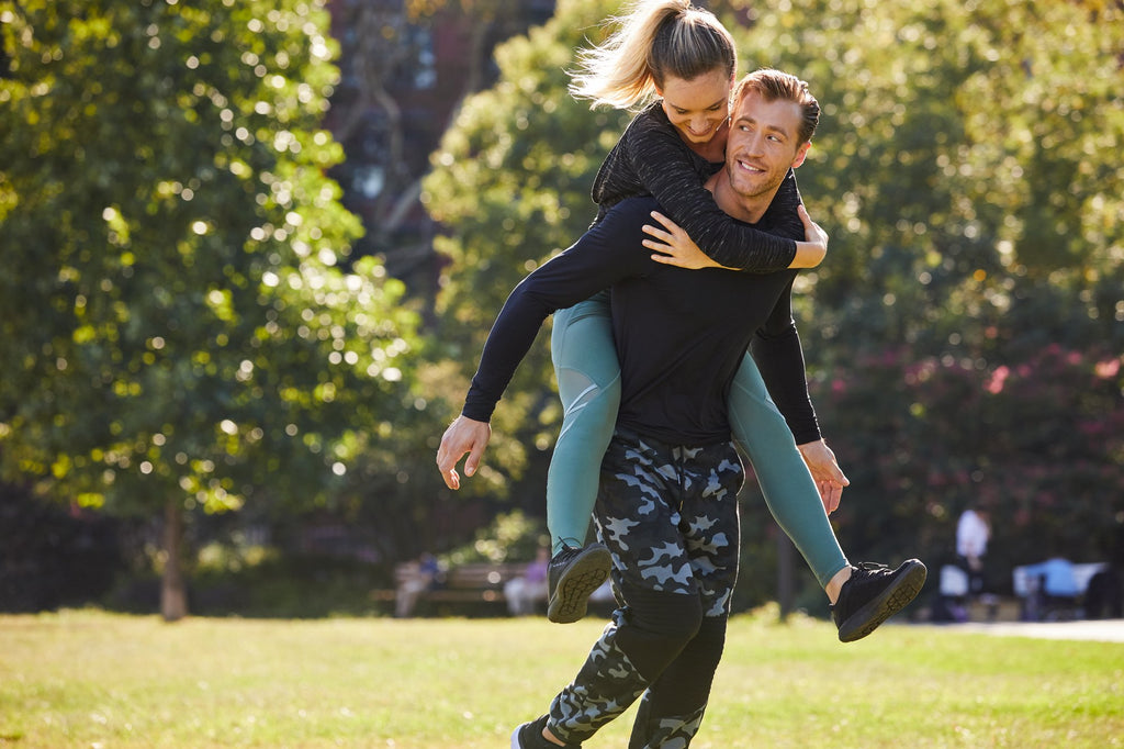 Five Reasons To Sweat With Your Sweetie