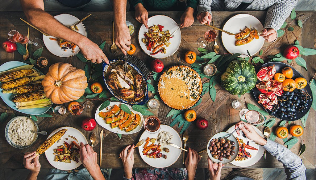 How to Eat Healthy Through the Holidays