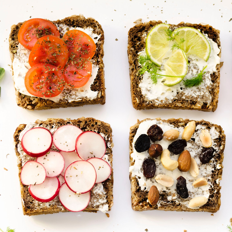 Nutrient Packed Toast