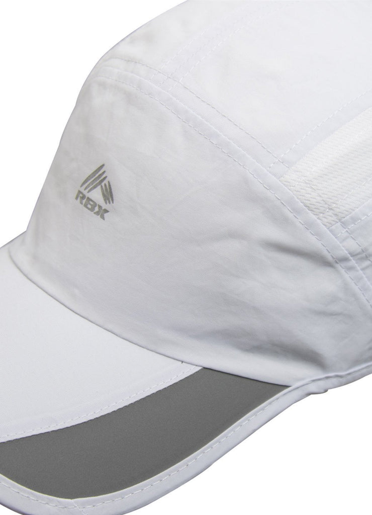 fab9c766f8a Home All Running Hat with Mesh Inserts. White White