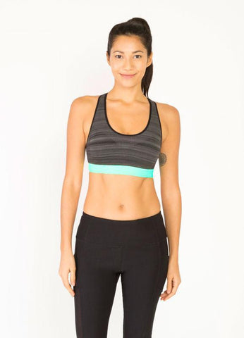 Stratus Illusion Sports Bra