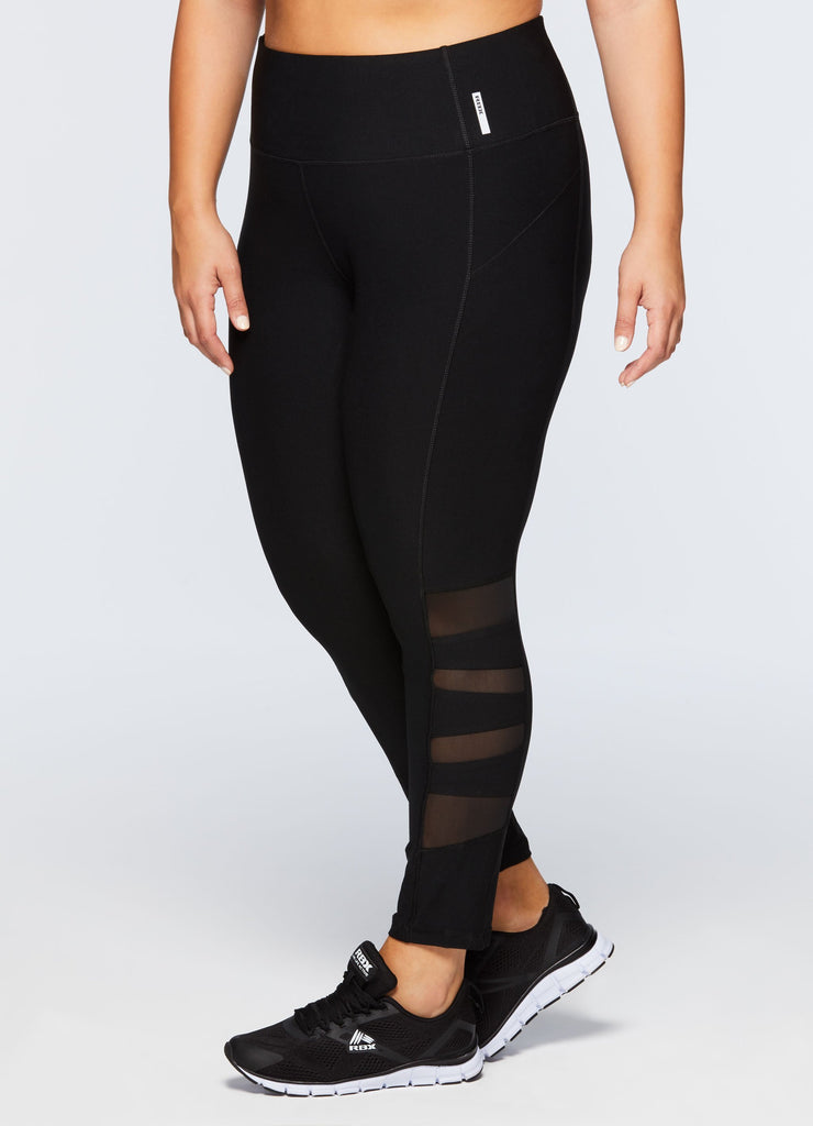 9b1e1a2189f648 Bobi Jo: I have been wearing 2 RBX products: a pair of leggings with mesh  (similar look to these) and a long-sleeve tech hoodie (similar to this one).