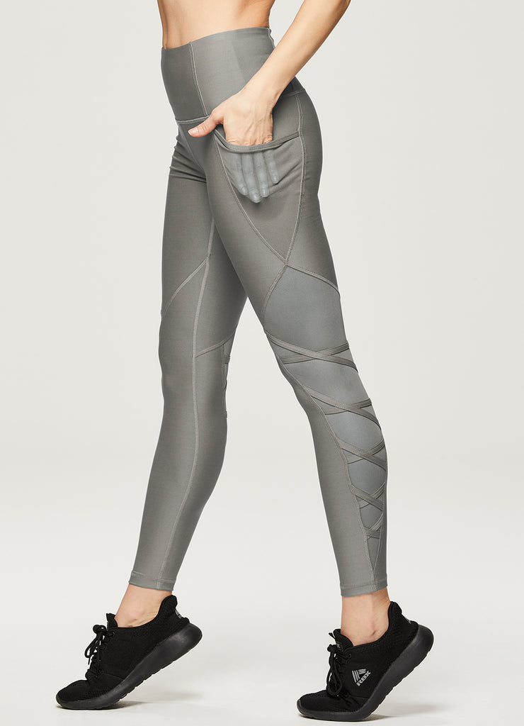b96d7056f465e9 Legging With Mesh and Straps – RBX Active