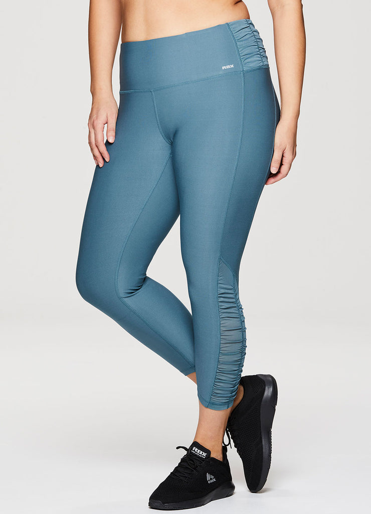 c4a1055467219 Home Plus Prime Raise The Barre Legging. Teal Teal. New