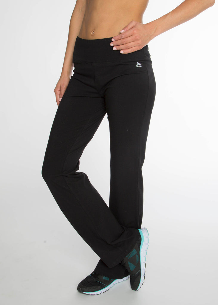Prime Boot Cut Cotton Spandex Bootcut Yoga Pant
