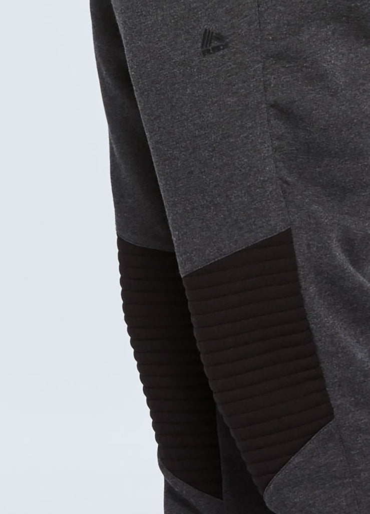 Vortex Jogger with Quilted Knee Insert