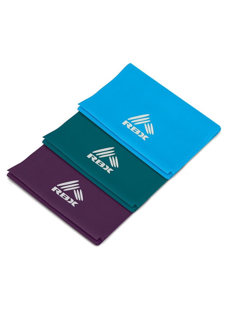 3-Pack Core Strengthing Resistance Bands