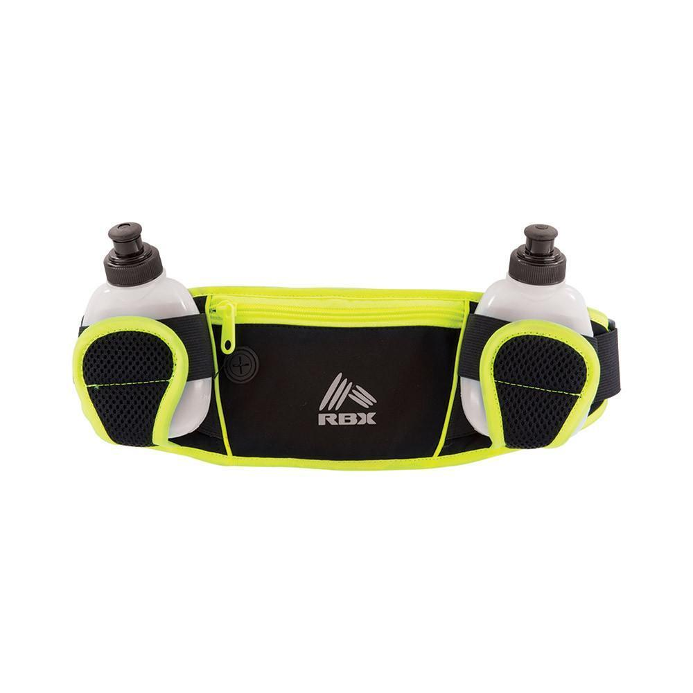 Running Dual Water Bottle Waist Belt Pack